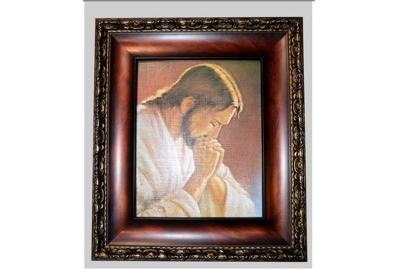 Chrystus rozmodlony